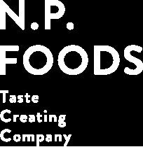 N.P.FOODS taste creating company